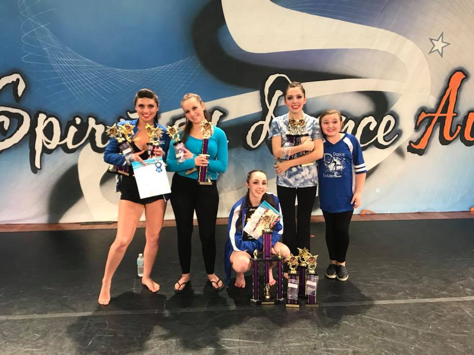 Dance Evolution | 2016 Spirit of Dance Awards competition photos
